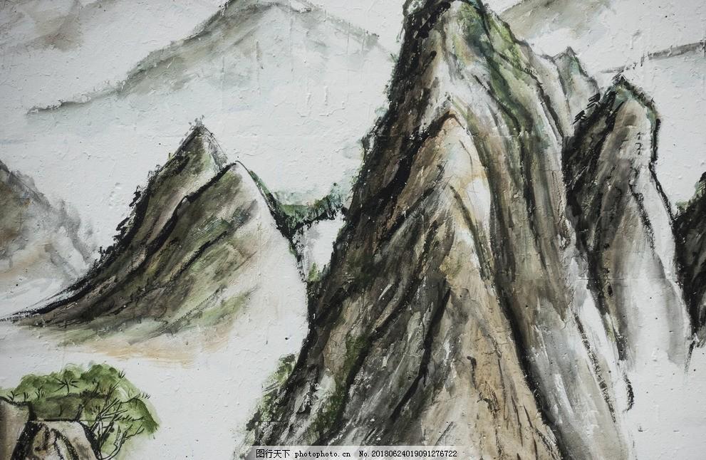 现代水墨画,意境水墨画,创意水墨画,抽象水墨画,黑白水墨画,黑白山水画,写意水墨画